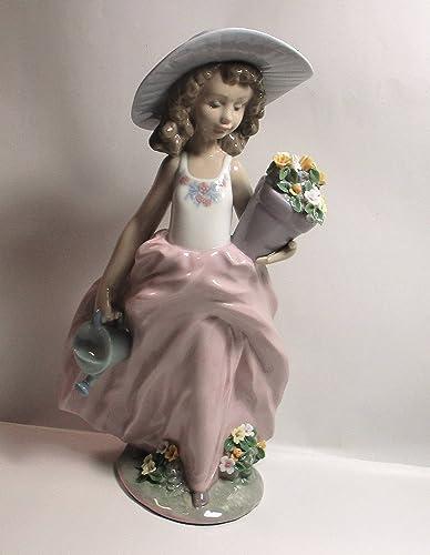 Lladro Figurine, 7676 A Wish Come True