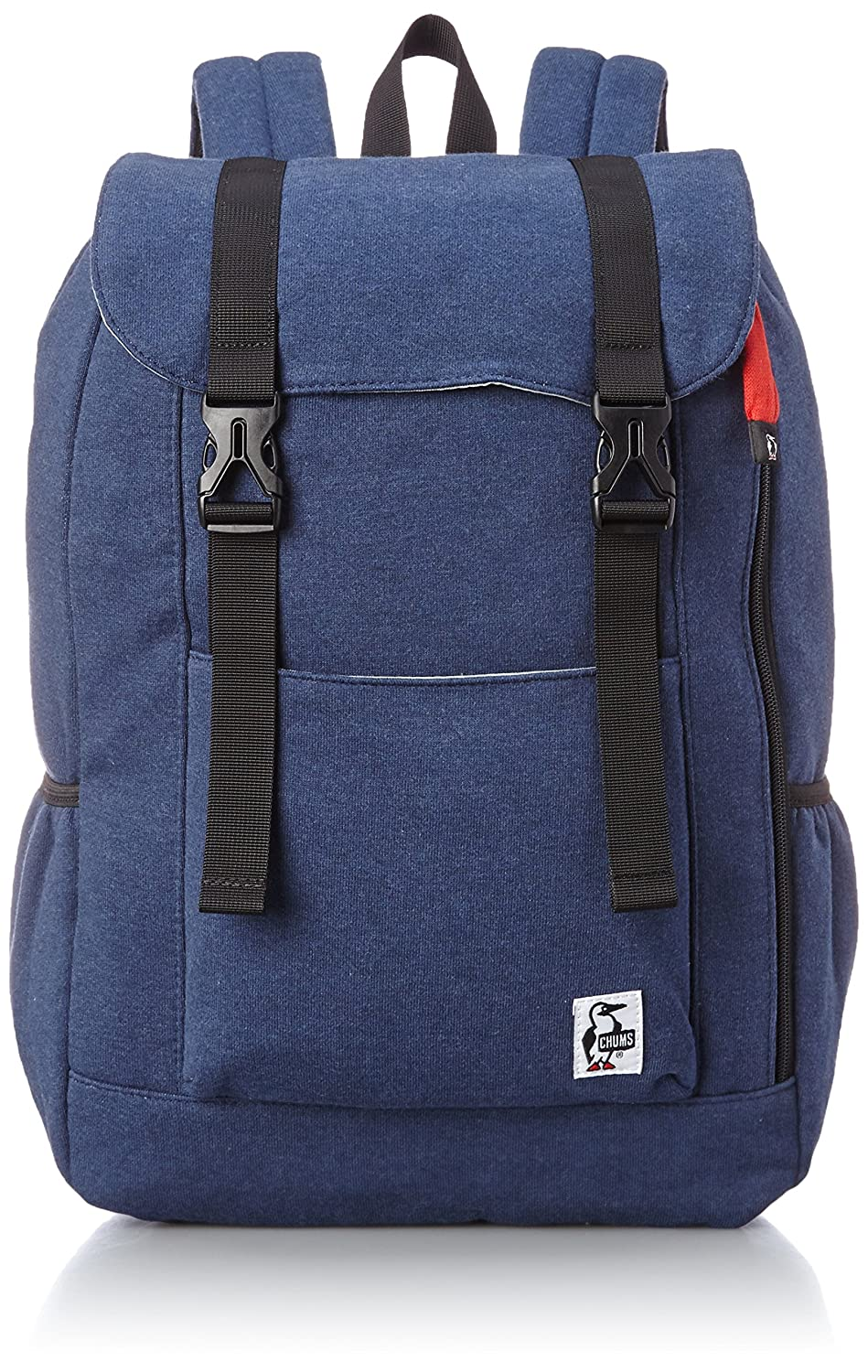 [チャムス] リュック Flap Day Pack Sweat CH60-2076-0118-00 B014K95SB2 H/Navy H/Navy