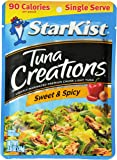 Starkist Tuna Creations Sweet & Spicy Tuna, 2.6 Ounce