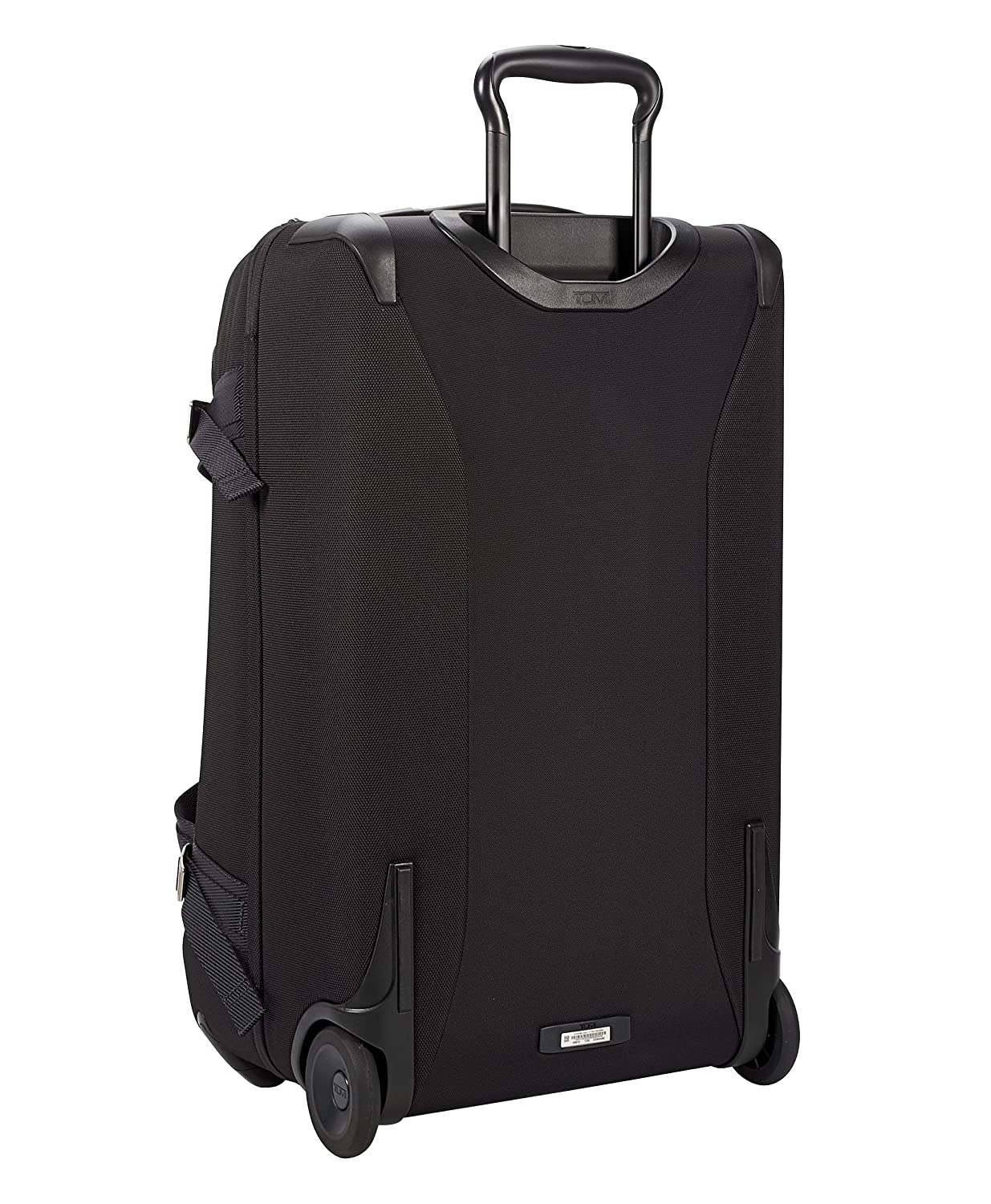 a4f238d6a Amazon.com | TUMI - Merge Wheeled Duffel Packing Case Medium Suitcase -  Rolling luggage for Men and Women - Black Contrast | Luggage