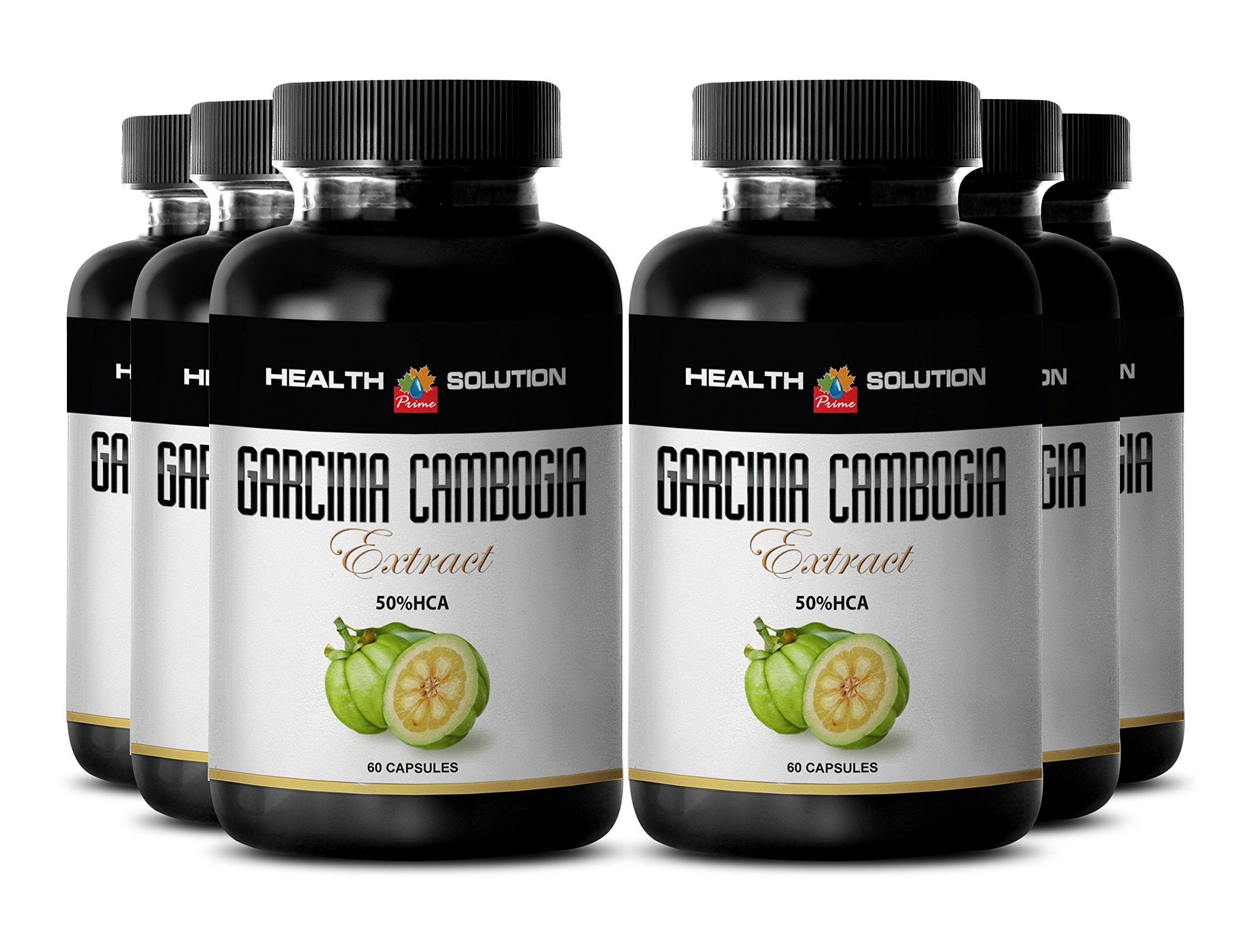 Garcinia cambogia seeds - GARCINIA CAMBOGIA - prevent from stress (6 bottles)