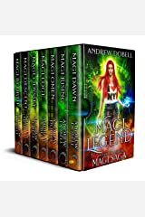 Magi Legend: The Complete Magi Saga, Urban Fantasy Series. Kindle Edition