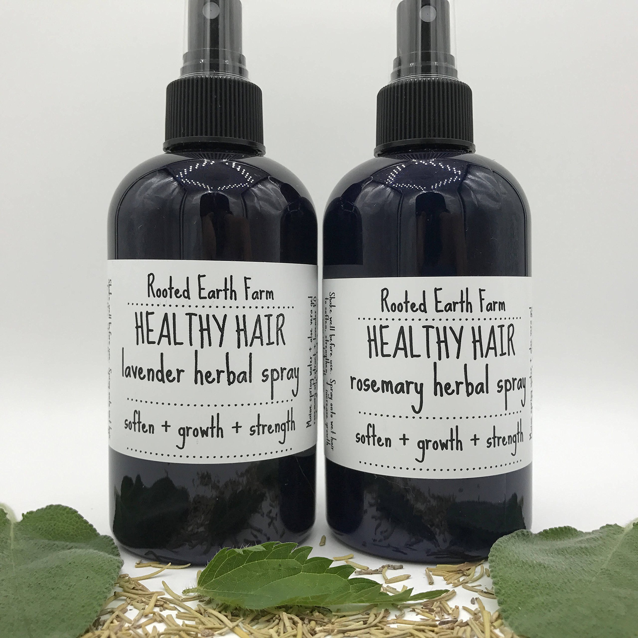 Healthy Hair Herbal Spray Growth Leave In Conditioner Soft