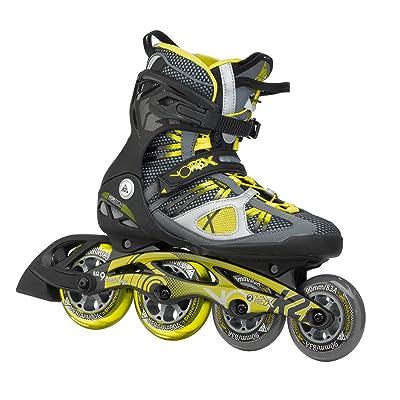 K2 Skate Men's V02 100 X Pro Inline Skates : Sports & Outdoors