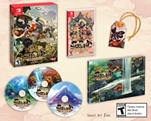 Sakuna: Of Rice and Ruin - Devine Edition for Nintendo Switch
