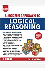 A Modern Approach to Logical Reasoning by R.S. Aggarwal (2019-20 Session) Paperback
