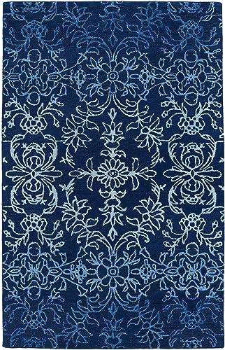 Kaleen Rugs Divine Rug 9 6 x 13 Blue