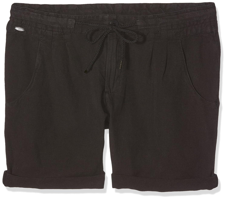 TALLA FR : 32 (Taille Fabricant : 32). Oxbow j1acapulco Short Algodón/Lino para Mujer