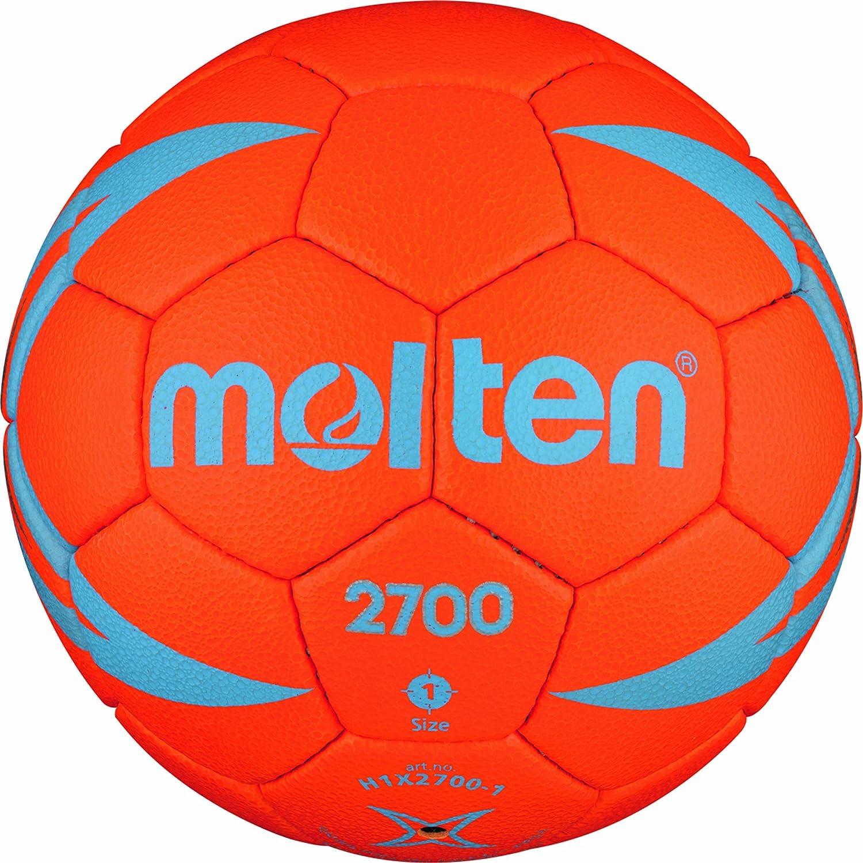 MOLTEN H1X2700 - Pelota de Balonmano (Cuero), Color Multicolor ...