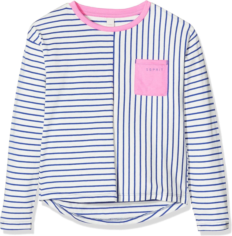 Esprit Camisa Manga Larga para Niñas: Amazon.es: Ropa y accesorios
