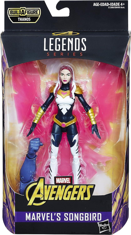 Marvel Avengers Legends Series Marvel/'s Songbird