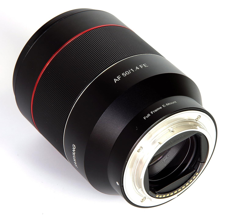 Samyang 50/1,4 Objektiv DSLR Autofokus Sony E: Amazon.de: Kamera