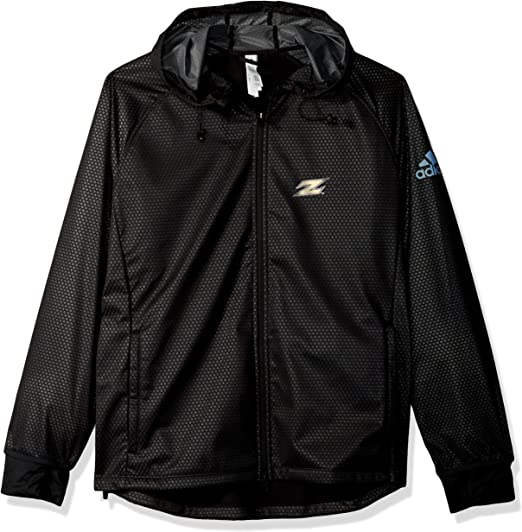 adidas All Blacks All Weather Jacket Adults at Amazon Men's