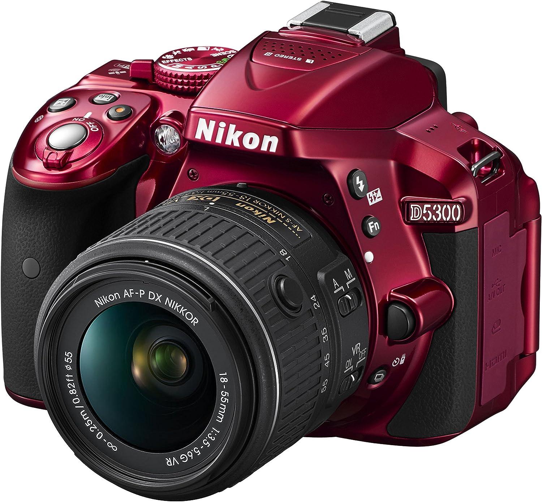Nikon D5300 Digitalkamera Dslr 24 1 Megapixel Sd 8 Gb Kamera