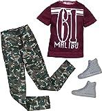 Vêtements pour poupée Ken : Tenue : Pantalon militaire