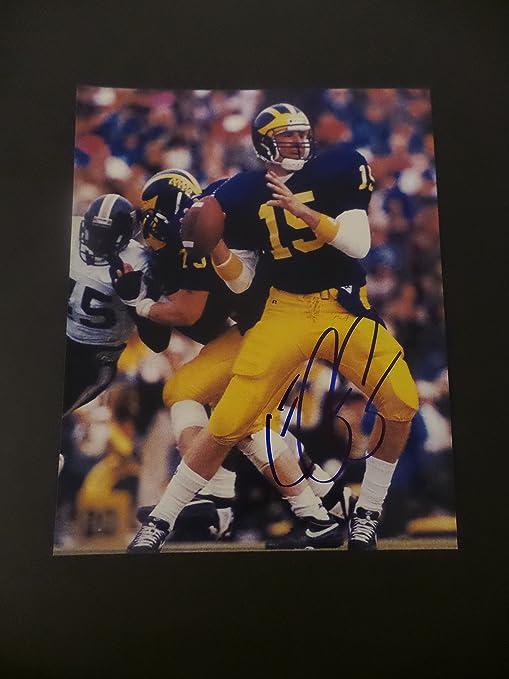 Elvis Grbac Signed Michigan Wolverines Autographed 8x10 Photograph ... 3e262edb5