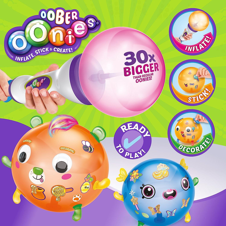 Oonies 19943 - Pack de iniciación inflador, multicolor: Amazon.es: Juguetes y juegos