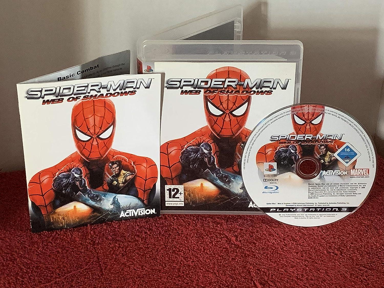 Spiderman: Web of Shadows: Amazon.es: Videojuegos