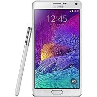 Samsung Galaxy Note 4 N910v 32GB Verizon Wireless CDMA Smartphone - Frosted White (Certified Refurbished)