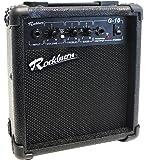Rockburn BC-10S-BK Amplificateur pour Guitare Electrique