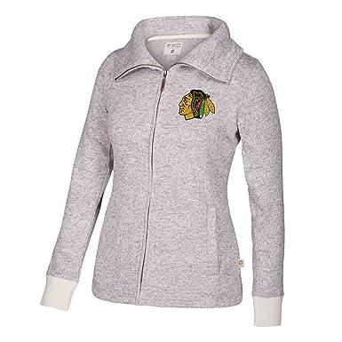 Amazon.com: NHL Mujer CCM forro polar chamarra de pista ...