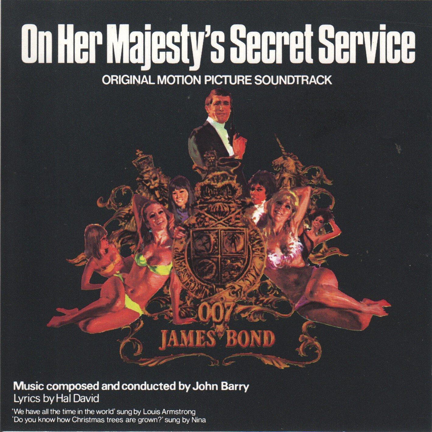 John Barry - On Her Majesty\'s Secret Service (Original Motion ...