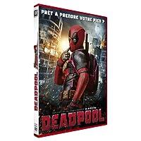 Deadpool [DVD + Digital HD] [DVD + Digital HD]