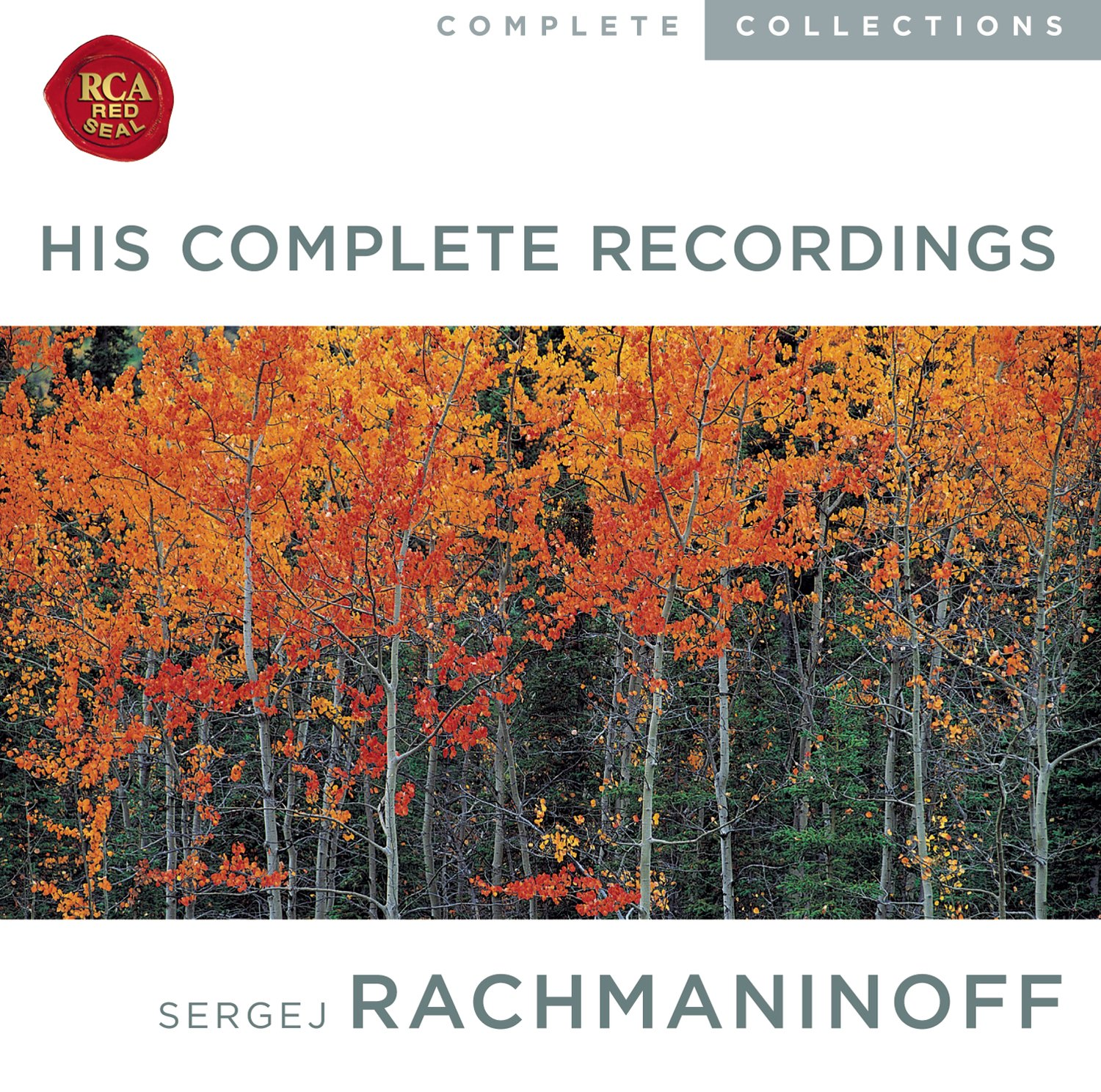 Rachmaninoff: His Complete Recordings by Sony Classical