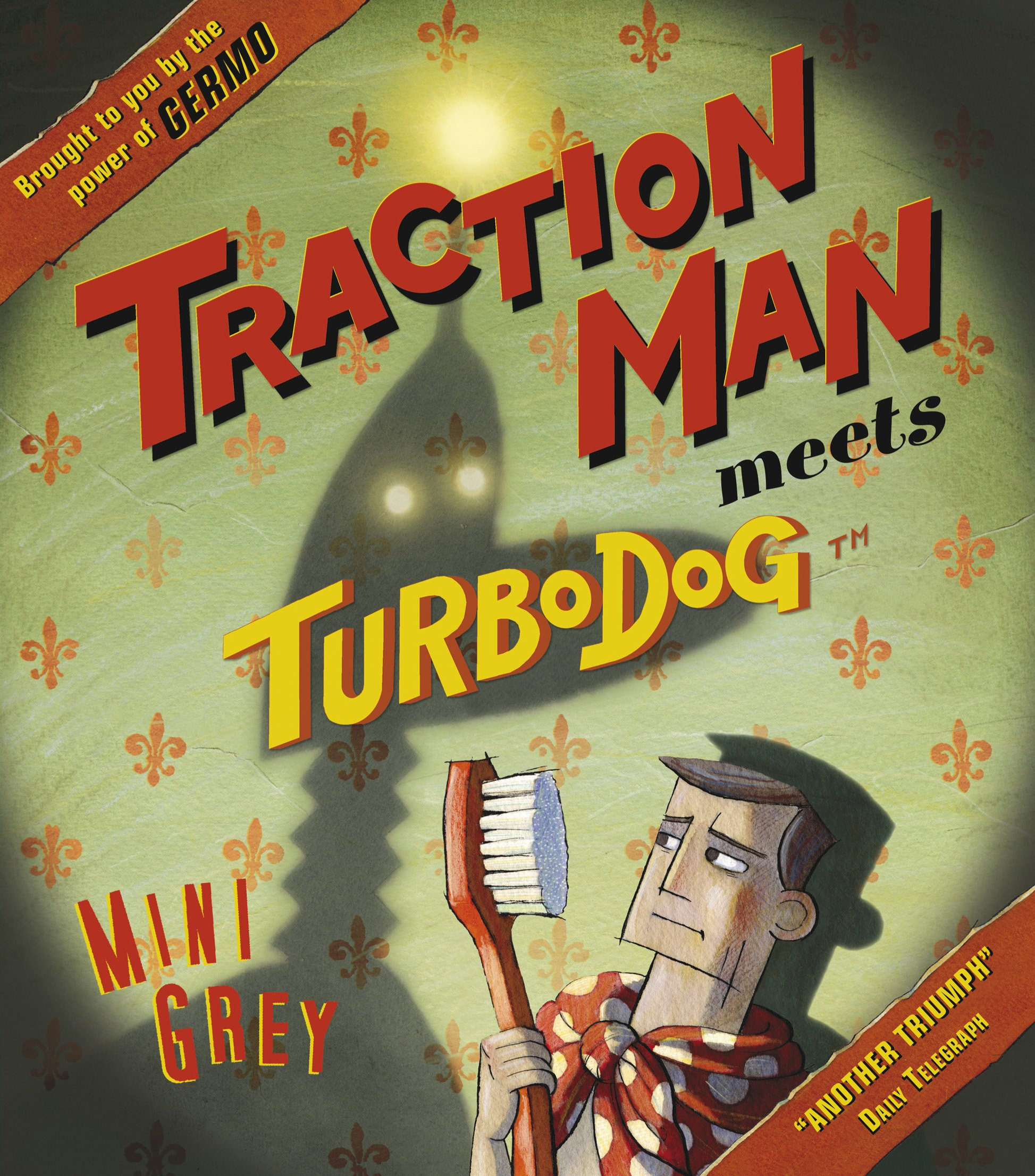 Image result for traction man meets turbodog