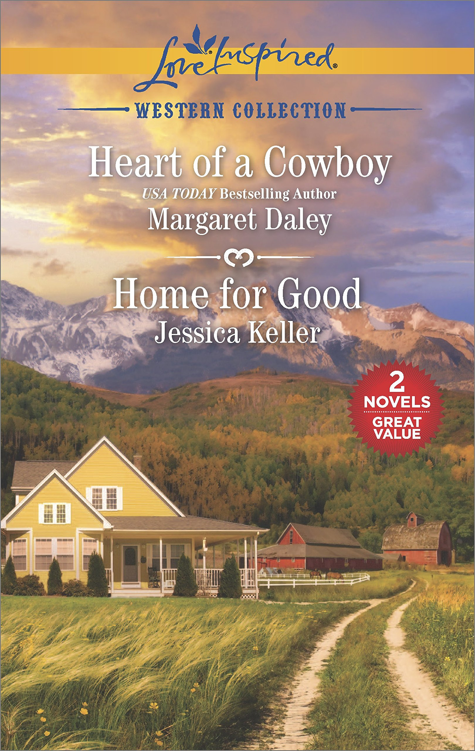 Heart of a Cowboy and Home for Good ebook