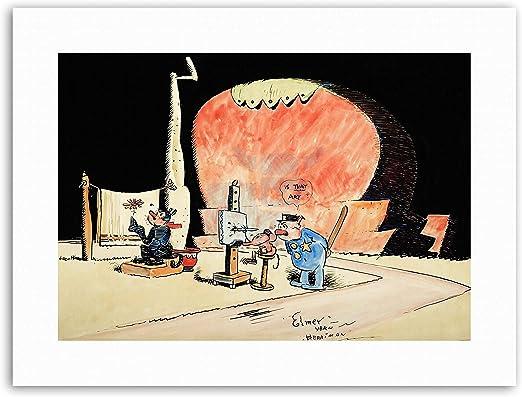 KRAZY KAT GEORGE HERRIMAN CARTOON COMIC FUNNY Canvas art Prints