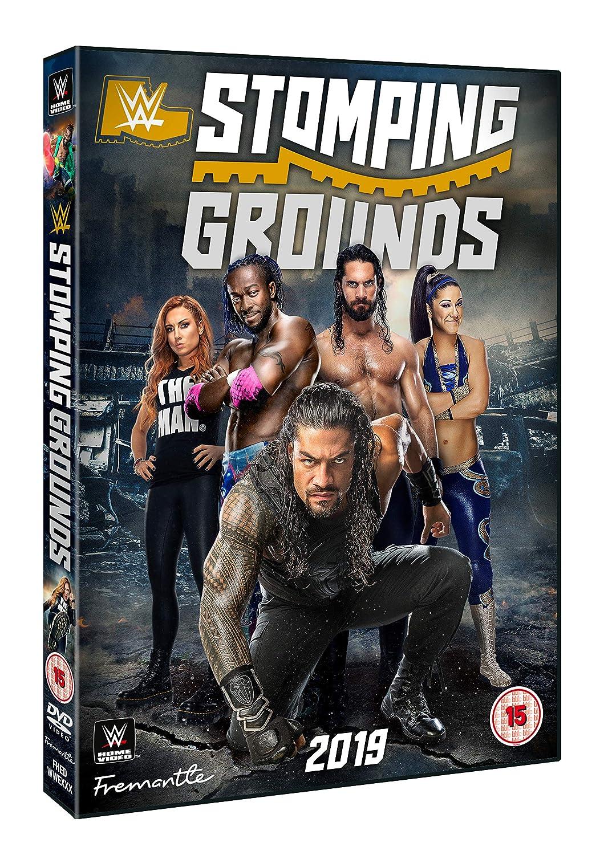 WWE: Stomping Grounds 2019 [DVD] [Reino Unido]: Amazon.es: Seth Rollins, Kofi Kingston, Becky Lynch, Seth Rollins, Kofi Kingston: Cine y Series TV