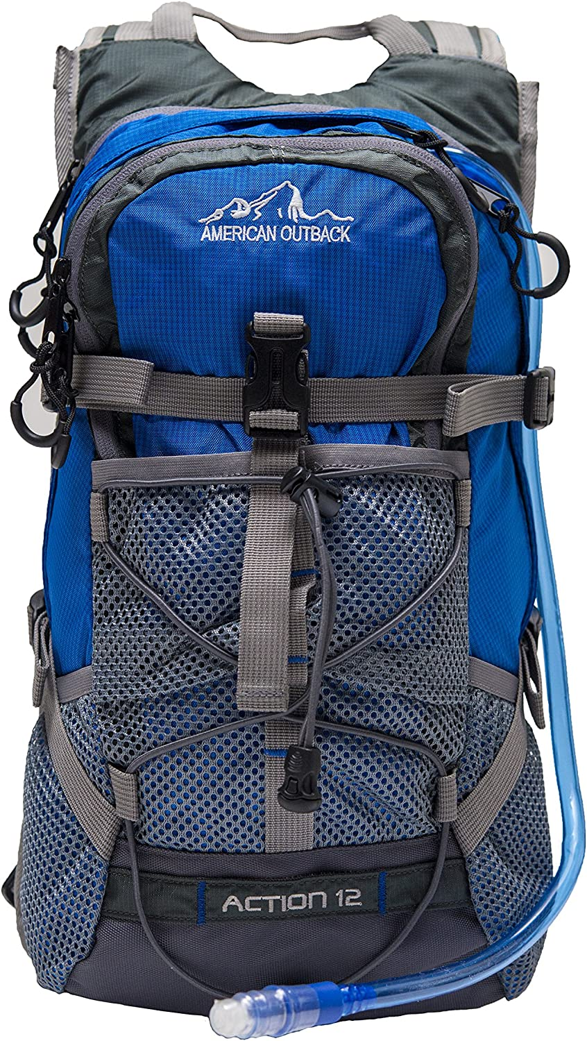 American Outback Diamond Hydration Backpack