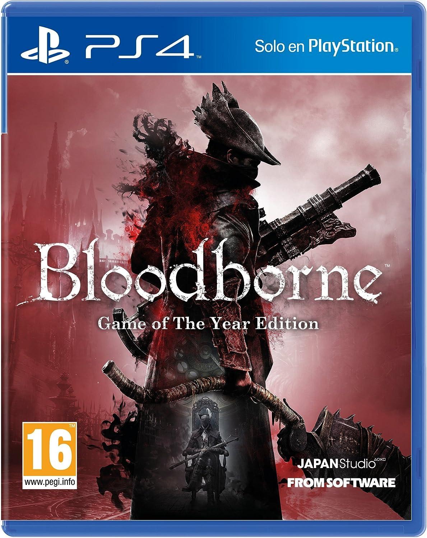 Bloodborne Edición Juego Del Año: Amazon.es: Videojuegos