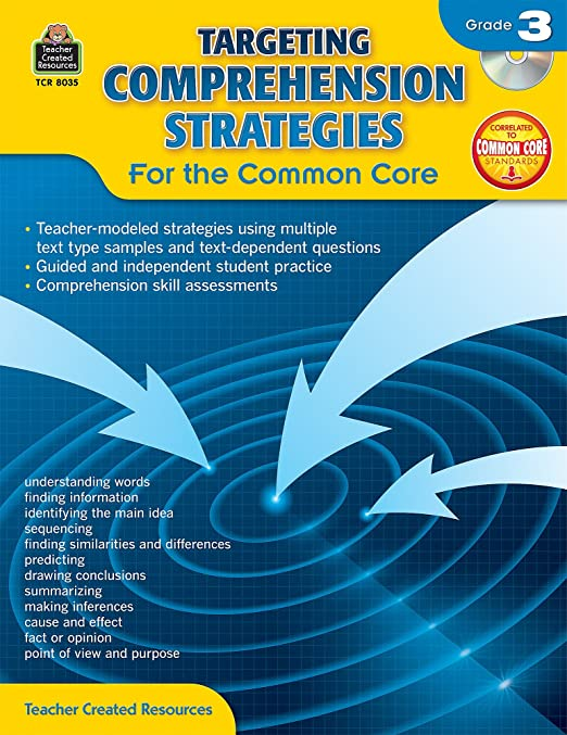 Targeting Comprehension Strategies for the Common Core Grd 3 ...