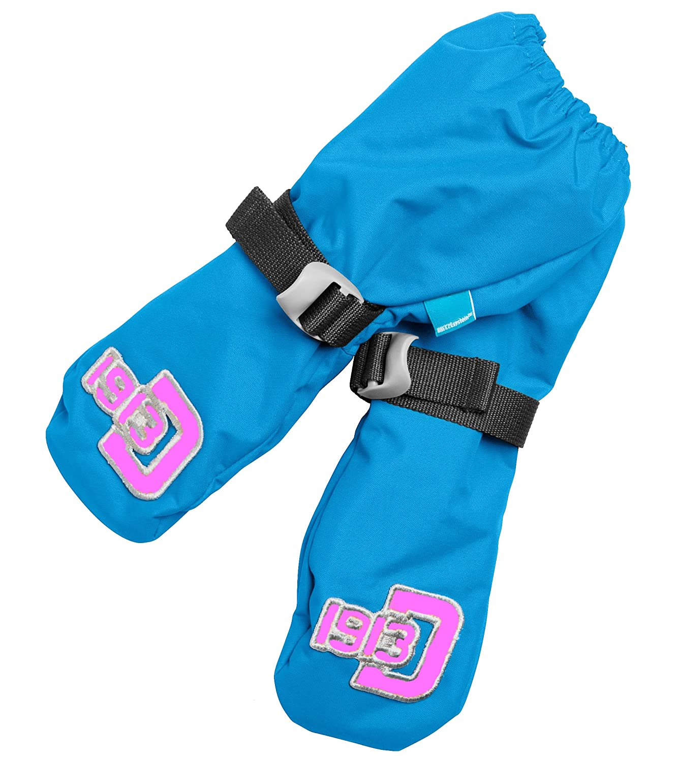 Didriksons Biggles Babies Kids Childrens Boy Girls Water resistant and Windproof Pull On Mittens (Mitts)