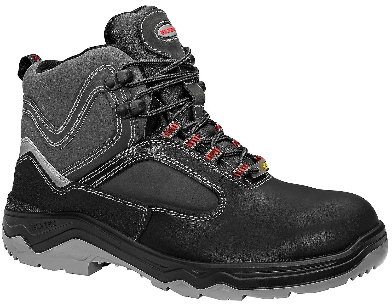 ELTEN - Sicherheitsstiefel Lex ESD S3, Zapatos de Seguridad Unisex Adulto, Negro (Schwarz 1), 51 EU: Amazon.es: Amazon.es