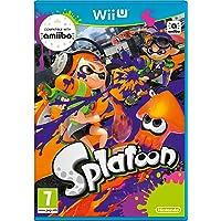 Splatoon (Nintendo Wii U) [UK İthal]