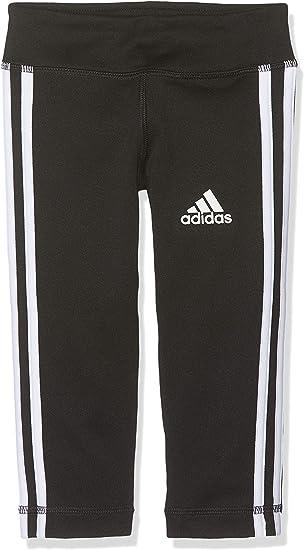 adidas Equip 3 Stripes Tight Leggins Bambina