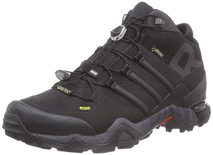 new product a0122 c55f5 adidas Terrex Fast R Mid GTX, Mens High Rise Hiking Shoes, Black (core  Blackdark Greyftwr White), 11.5 UK Amazon.co.uk Shoes  Bags