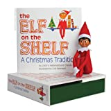Amazon Price History for:Elf on the Shelf:A Christmas Tradition (brown-eyed boy scout elf)
