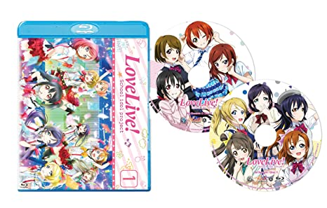 School Idol Project Season 1 BLURAY Collection Standard Edition