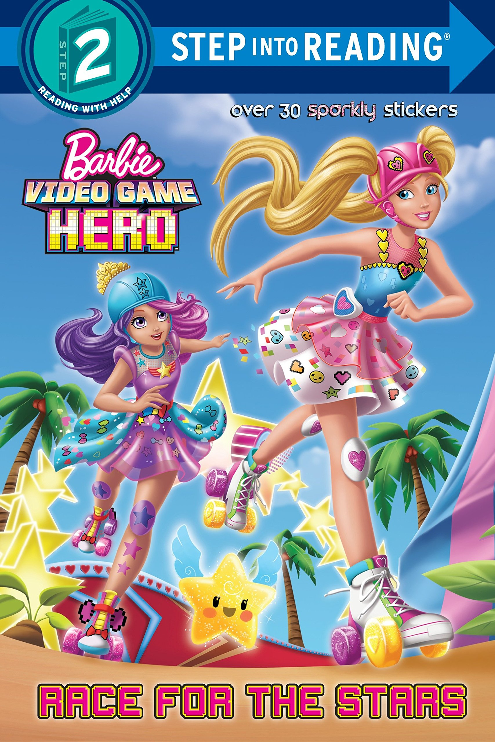 Download Race for the Stars (Barbie Video Game Hero) (Step into Reading) ebook