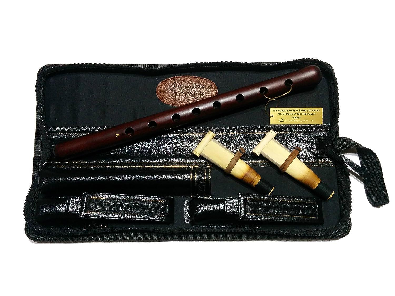 Armenian Duduk, Professional Musical Instrument, Handmade from Armenian Apricot Wood, Armenian Classical Music and Art, Made in Armenia Tonik Pashayan