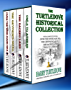 Box Set: The Turtledove Historical Collection (4 Novels): Over the Wine-Dark Sea - The Gryphon's Skull - The Sacred Land - Owl to Athens