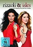Rizzoli & Isles - Die komplette fünfte Staffel [4 DVDs]