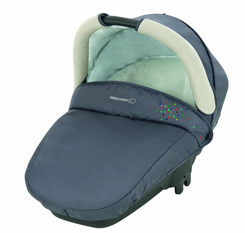 Bébé Confort Streety - Cuco de seguridad, grupo 0, color gris