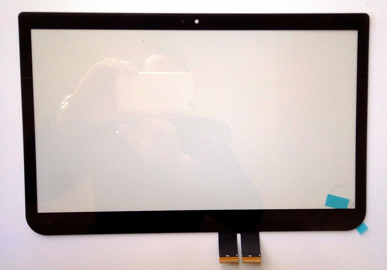EJTONG New for Toshiba Satellite E45T-A E45T-A4300 E45T-A4200 E45T-A4100 E45T-AST2N01 U45t-ASP4301SL U45t-ASP4302SL U45t-ASP4303SL U40T-AT01S U40T-AT02S U40T-AT01M Touch Screen Digitizer 14