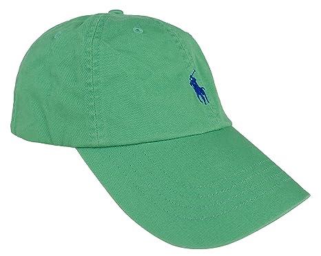 3f225217 Image Unavailable. Image not available for. Color: Polo Ralph Lauren Men/Women  Cap Horse Logo/Adjustable