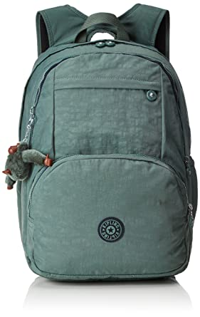 f44cd3929e4 Amazon.com: Kipling Hahnee Large Backpack Dark Green C: Clothing
